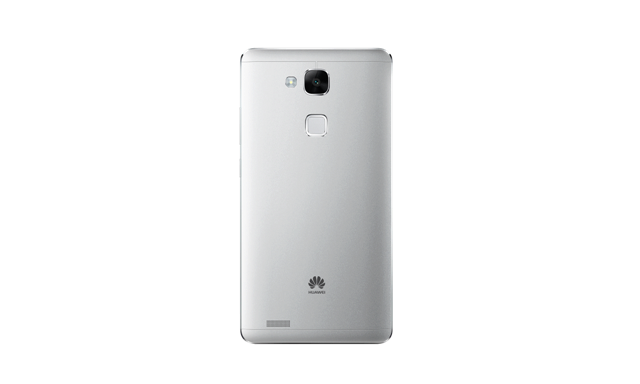 Huawei Ascend Mate7_Single_Gray Rear Face_Hi res