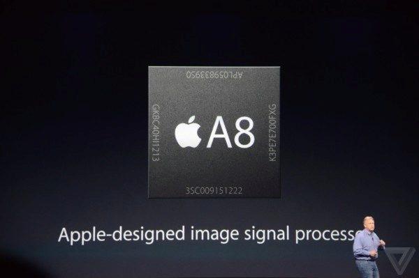 iphone 6 procesor