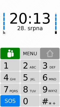 Koala Phone Simple Launcher 1