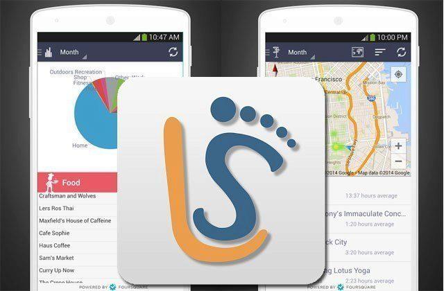 LifeStats: veďte si svůj automatický deníček