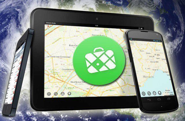 MAPS.ME: perfektní offline mapy celého světa pro Android