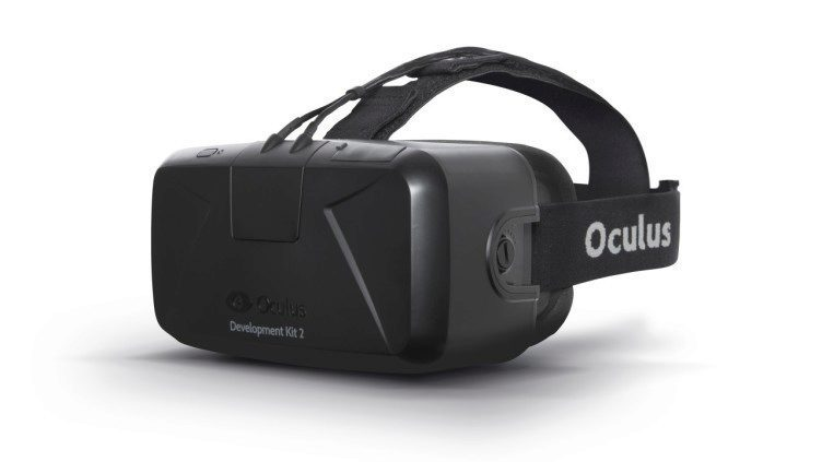 Oculus Rift Development Kit 2
