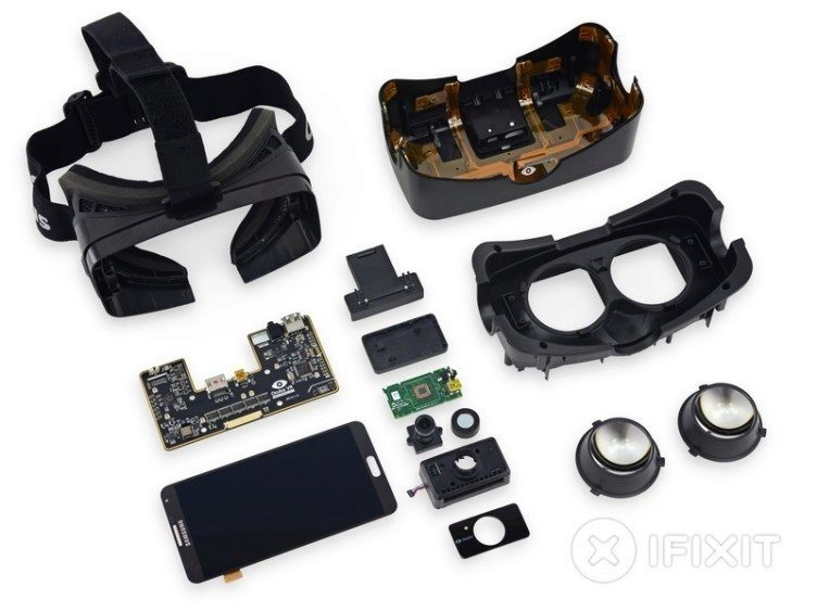 Oculus Rift Development Kit 2 hardware
