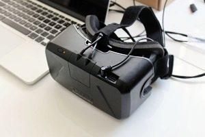 Oculus Rift Development Kit 2 připojení k počítači 1