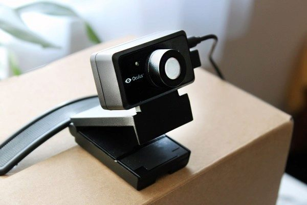 Oculus Rift Development Kit 2 snímací kamera