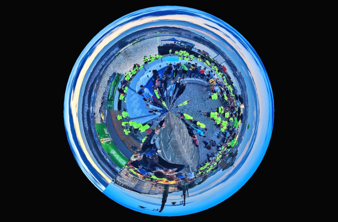 Planet Camera Cover
