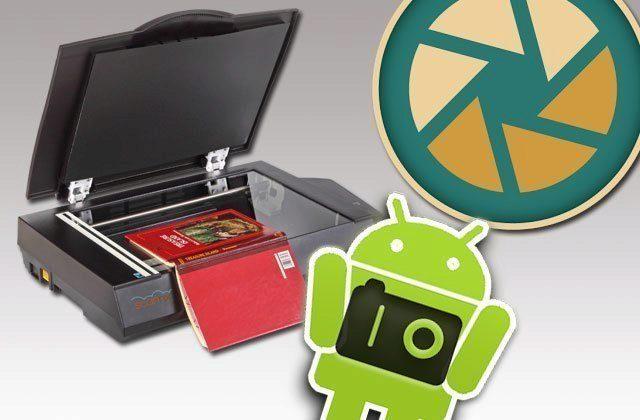 Quick PDF Scanner: potřebujete skener? Použijte telefon s Androidem!