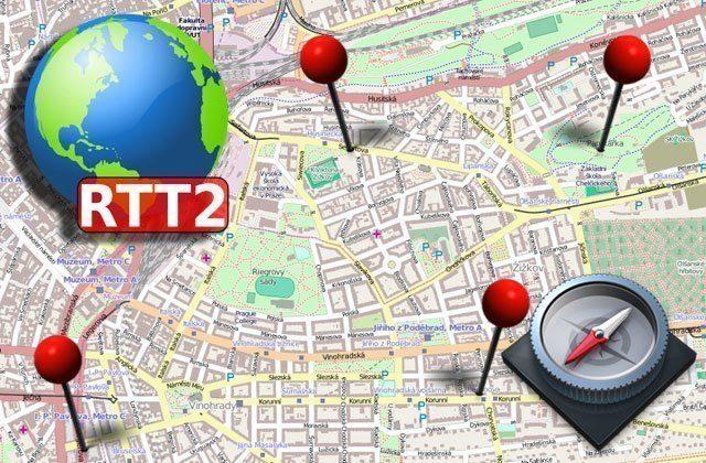 Real Time GPS Tracker: sdílejte svou polohu online v reálném čase!