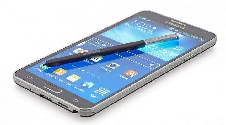 Samsung Galaxy Note 4 se začne prodávat koncem října