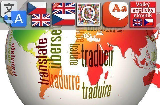 Cizojazyčné offline slovníky pro Android