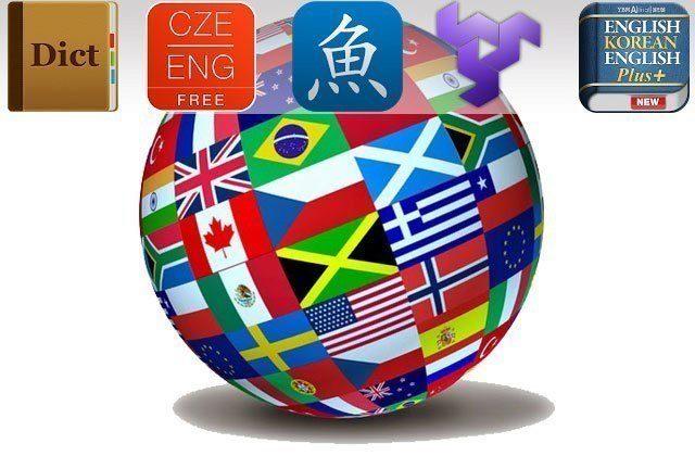 Cizojazyčné offline slovníky pro Android: doporučení čtenářů