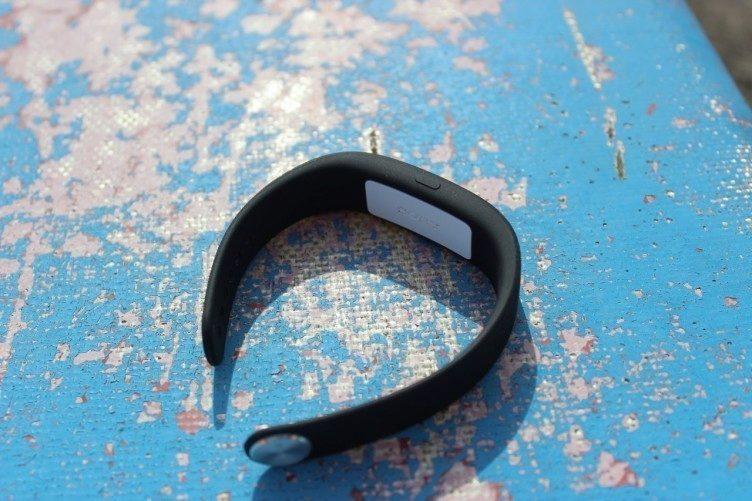 Sony SmartBand recenze - vzled