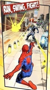 Spider-man unlimited 1 android hry