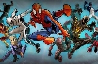 Spider-Man Unlimited_Gameloft