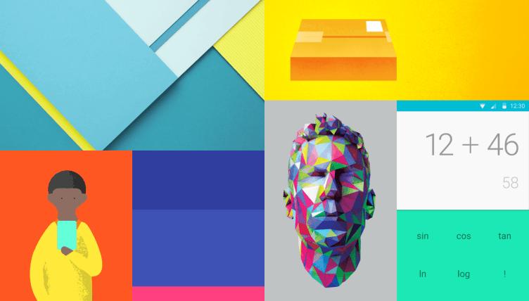 Android L přijde s novým vzhledem Material