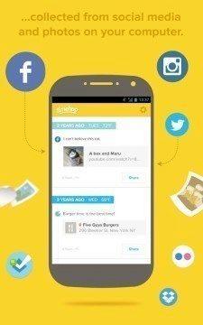 Data ze sociálních sítí a vašeho telefonu