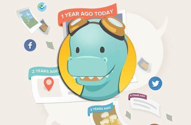 Timehop: zavzpomínejte na svou minulost na sociálních sítích!