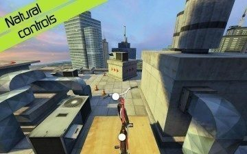 Touchgrind BMX 1 android hry