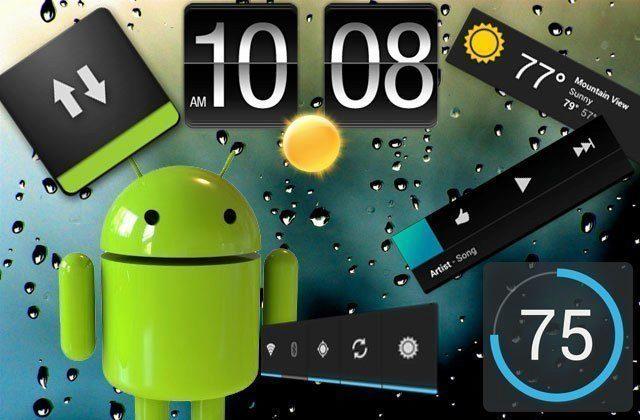 SvětAndroida doporučuje: 14 nejlepších widgetů na domovskou obrazovku