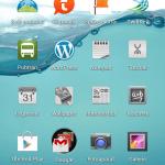 YotaPhone C9660 – prostředí systému Android 4.2.2 (6)