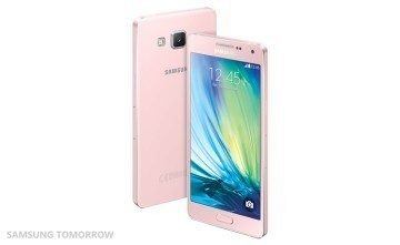 Samsung představil kovové novinky: Galaxy A5 a Galaxy A3