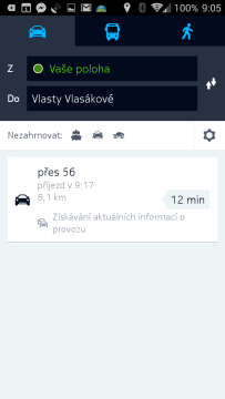 Trasa autem