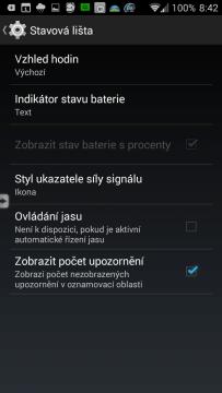 Alternativní ROM nabízejí širší možnosti konfigurace