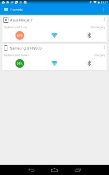 Ve verzi zdarma lze sledovat dvě zařízení