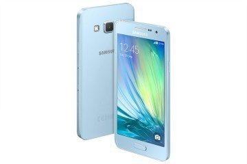 Samsung představil kovové novinky