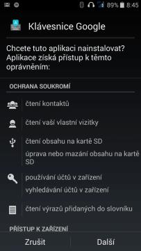 Android 5.0 Lollipop klávsnice (2)