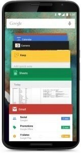 Android 5.0 Lollipop Nexus 6