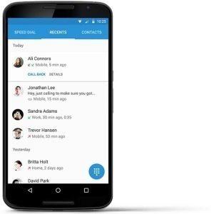 Android 5.0 Lollipop Nexus 6 - 2