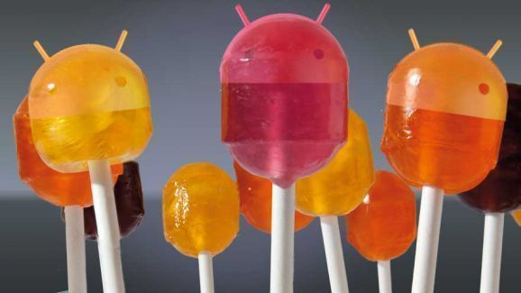 android 5 lollipop
