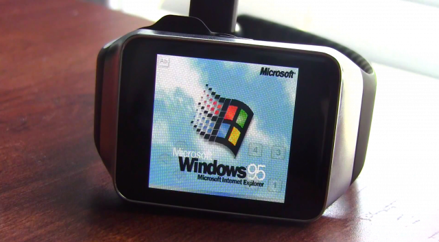 android wear windows 95