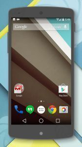 Téma Android L