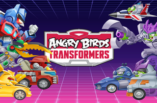 angry birds transformers hlavni