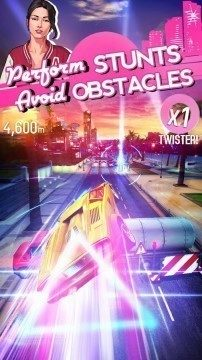 Asphalt Overdrive 1 android hry