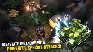Base Busters 1 android hry