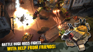 Base Busters 2 android hry