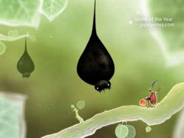 Botanicula 1 android hry