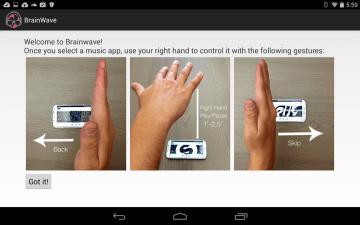 BrainWave 1 android aplikace