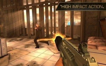 Deus Ex The Fall 1 android hry