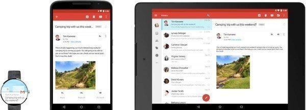 Android 5.0 Lollipop synchronizuje oznámení mezi zařízeními