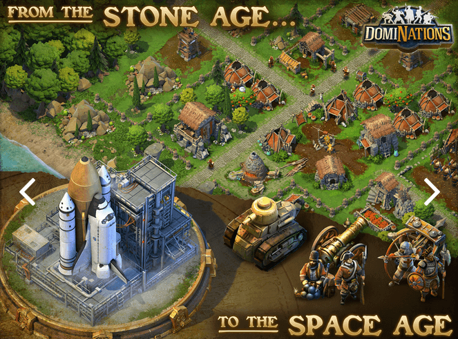 DomiNations-Stone-to-Space