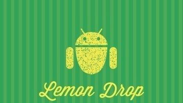 Android 5 Lemon Drop
