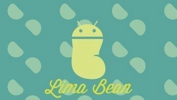 Android 5 Lima Bean