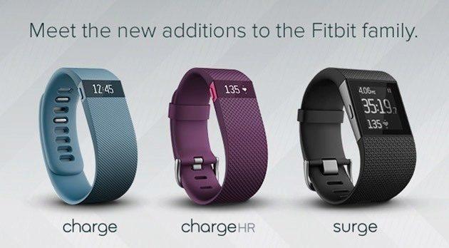 bdc00ea4e6b FitBit představil 3 nové wearables  video