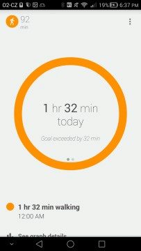 Google Fit 6