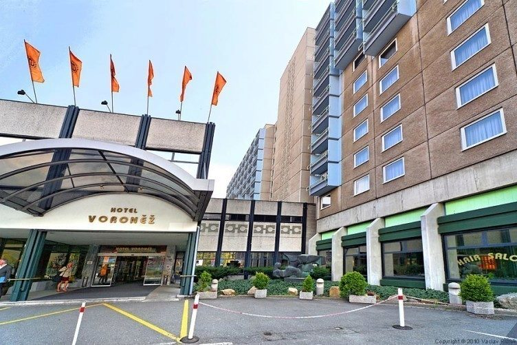 hotel voroněž