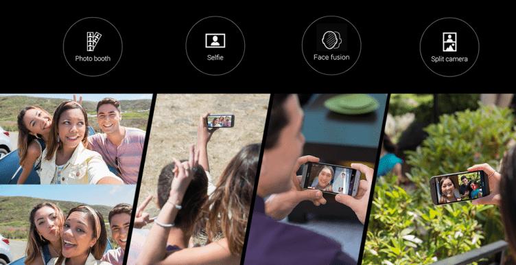 HTC představuje schopnosti softwaru Eye Experience